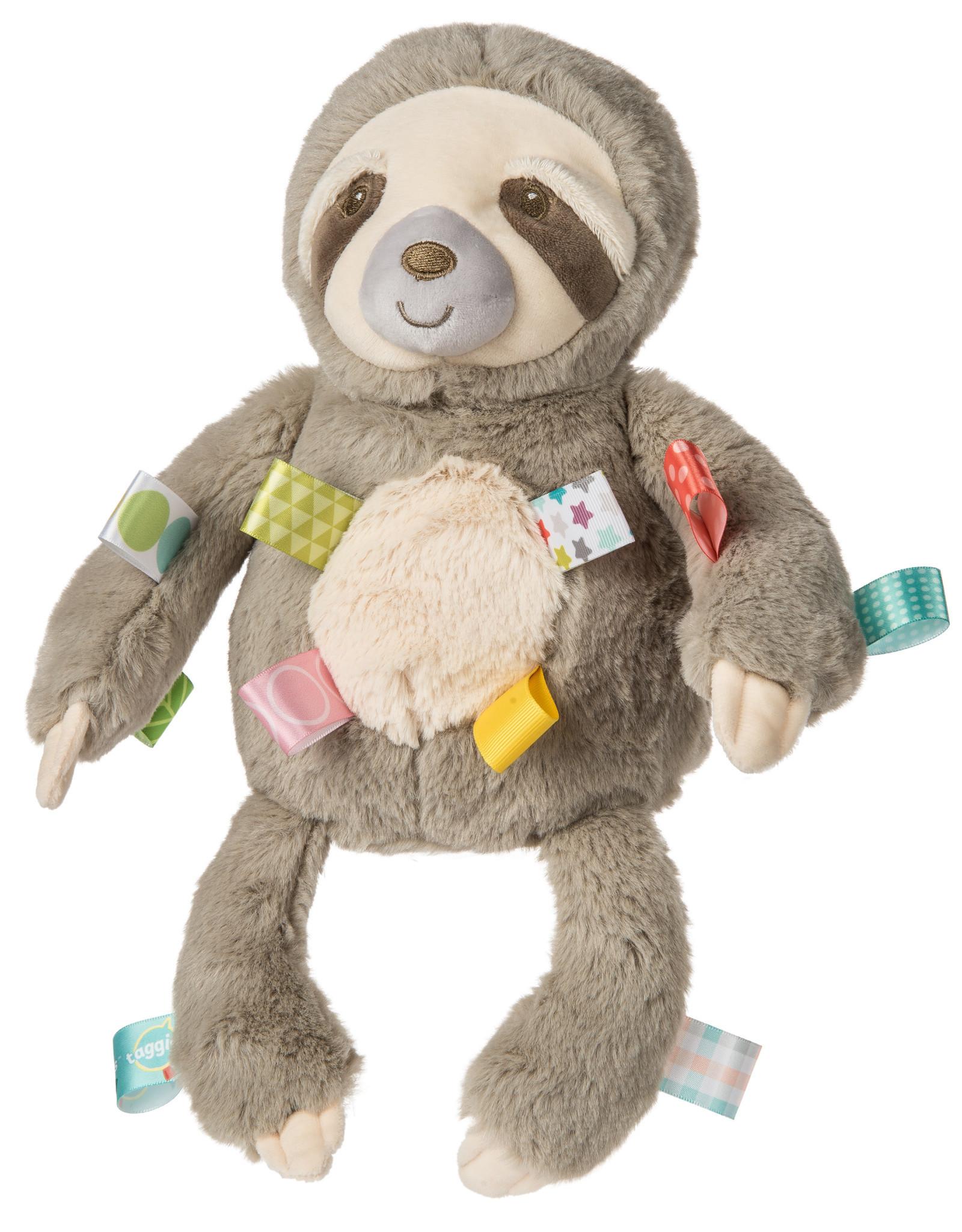 Mary Meyer Taggies Molasses Sloth Soft Toy