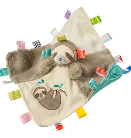 Mary Meyer Taggies Molasses Sloth Character Blanket