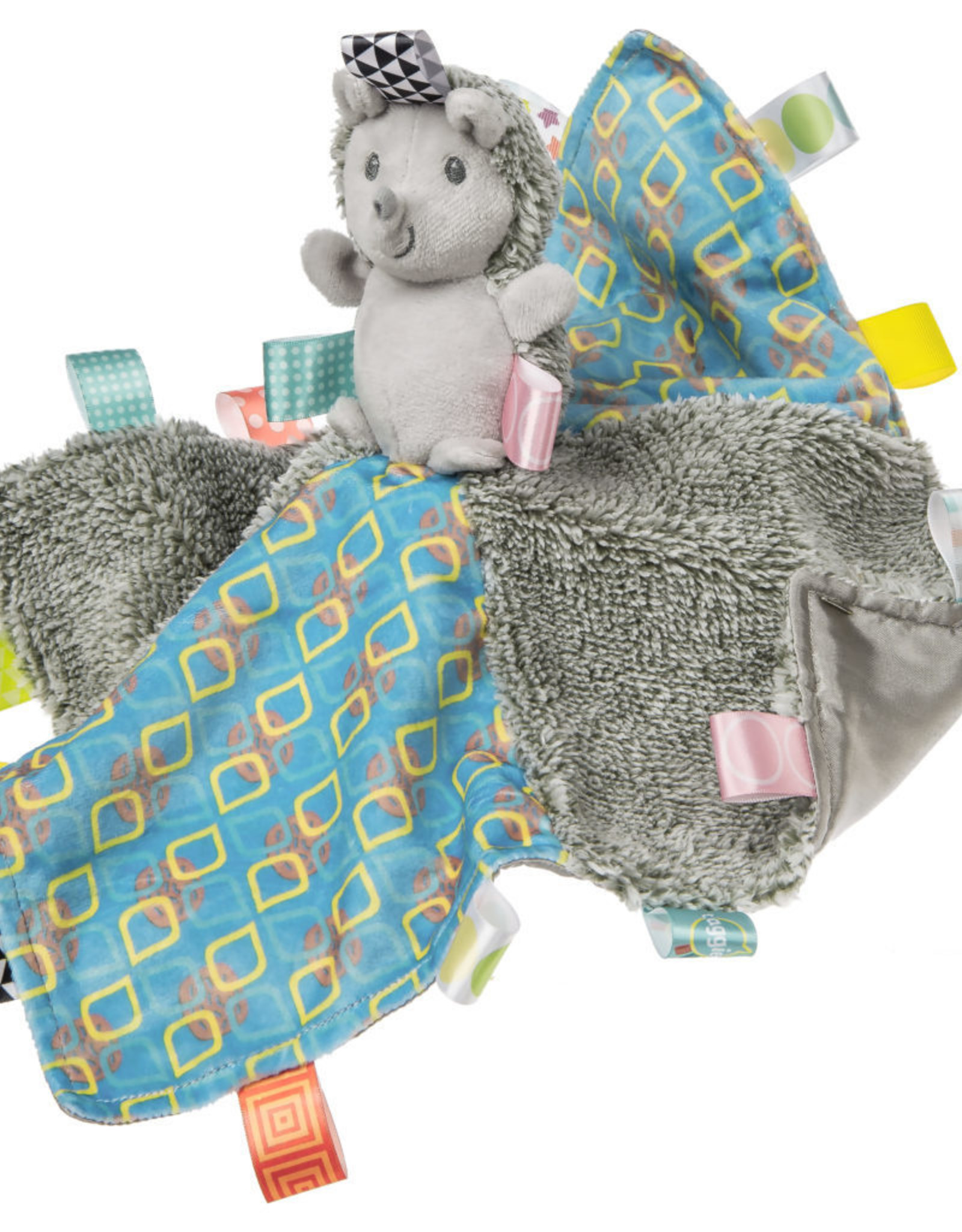 Mary Meyer Taggies Hedgehog Character Blanket