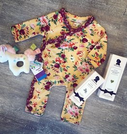 Mustard Pie Butterscotch Emma Romper