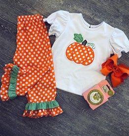 Remember Nguyen Pumpkin Pant Set