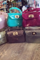 Amiana Jelly Metallic Purse