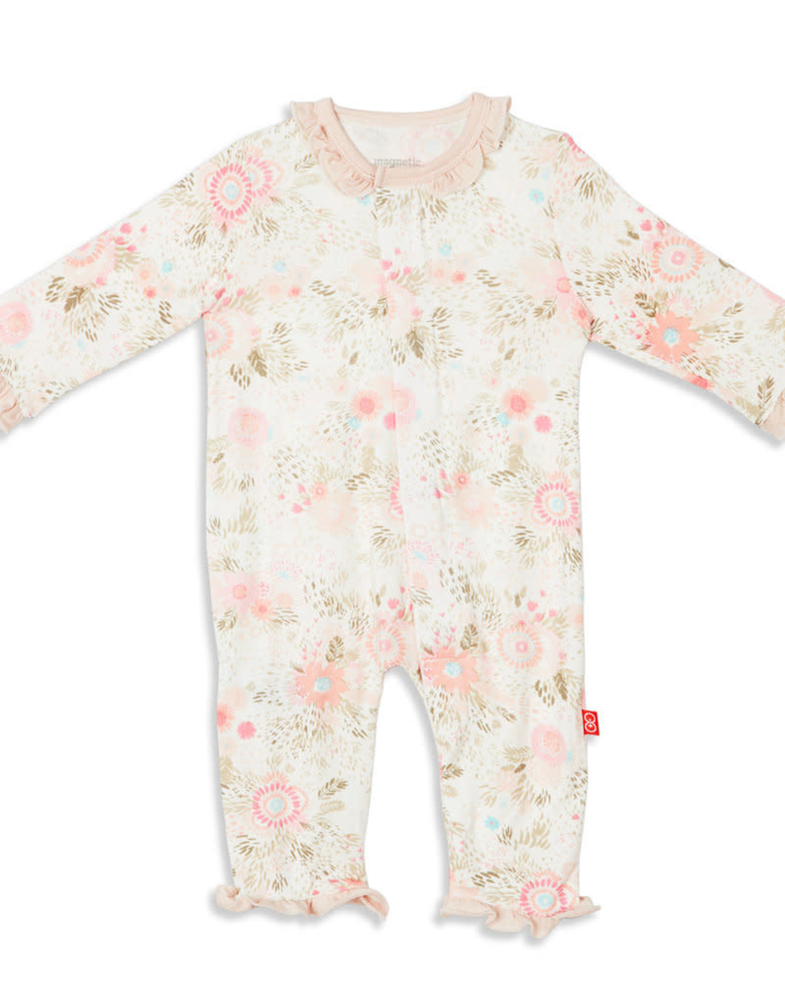 Magnetic Me In Full Bloom Modal Coverall