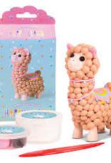 Iscream Make Your Own Happy Llama Dough Kit