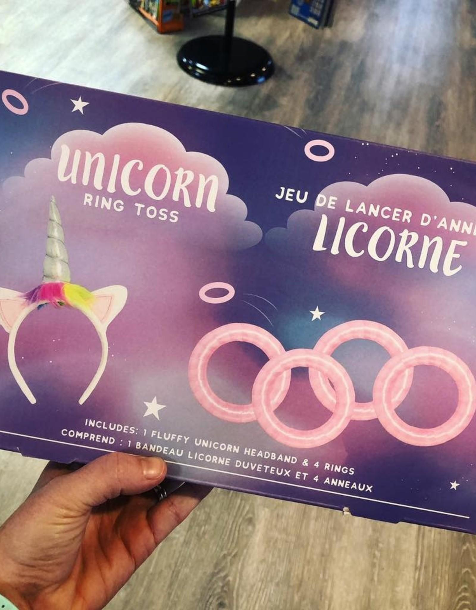 Iscream Unicorn Ring Toss