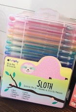 Iscream Sloth Gel Pen Set