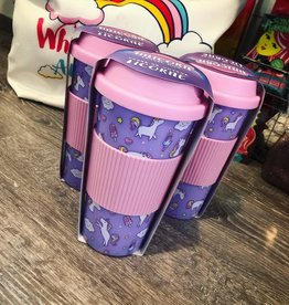 Iscream Unicorn Wishes Travel Mug