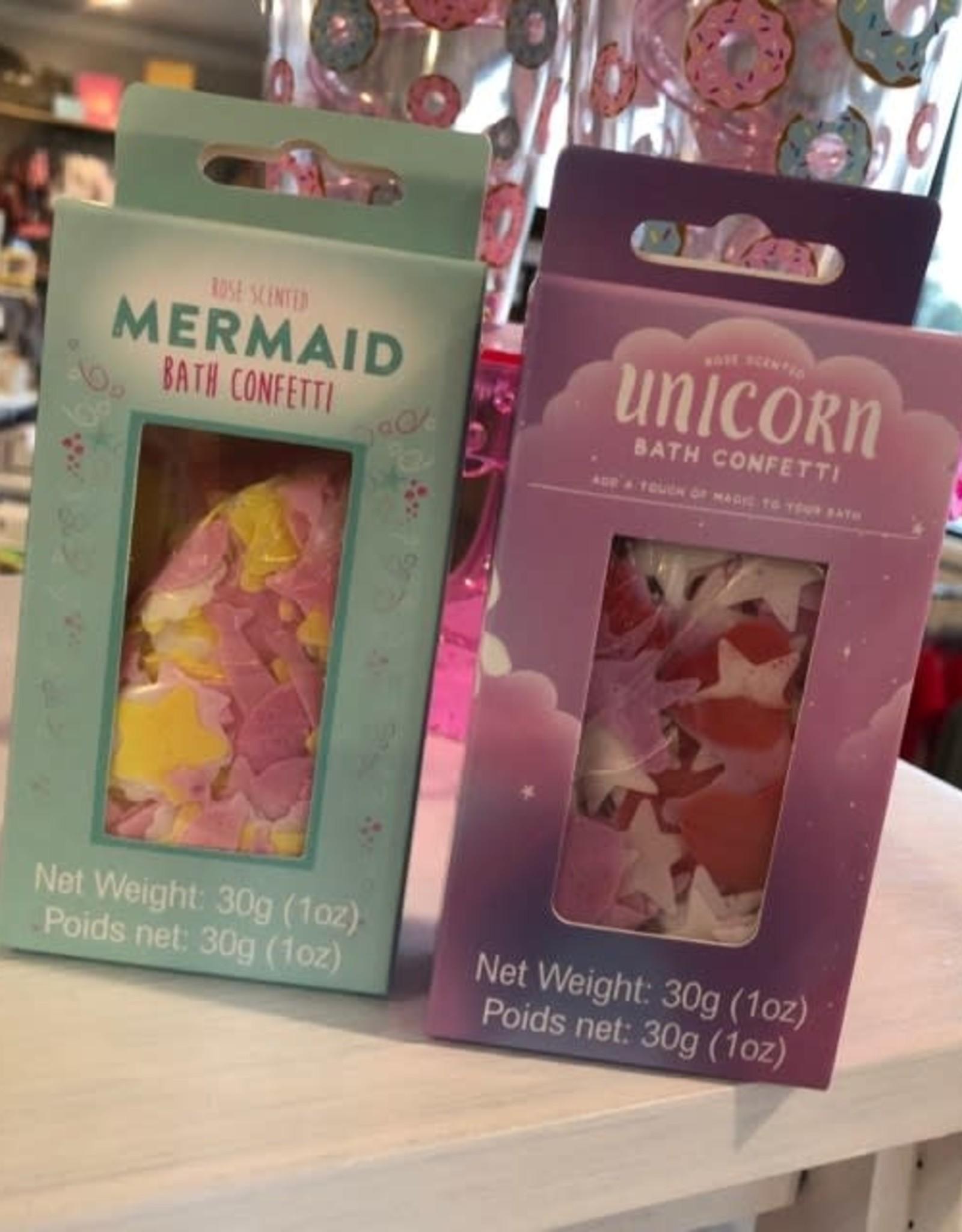 Iscream Mermaid Bath Confetti
