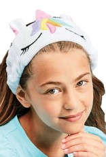 Iscream Unicorn Towel Headband