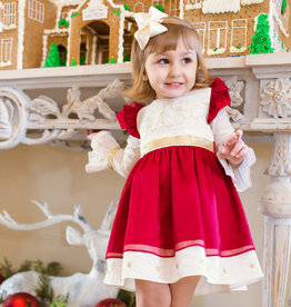 Evie's Closet Nutcracker Dress