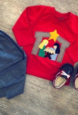 Honesty Manger Applique Boys Set