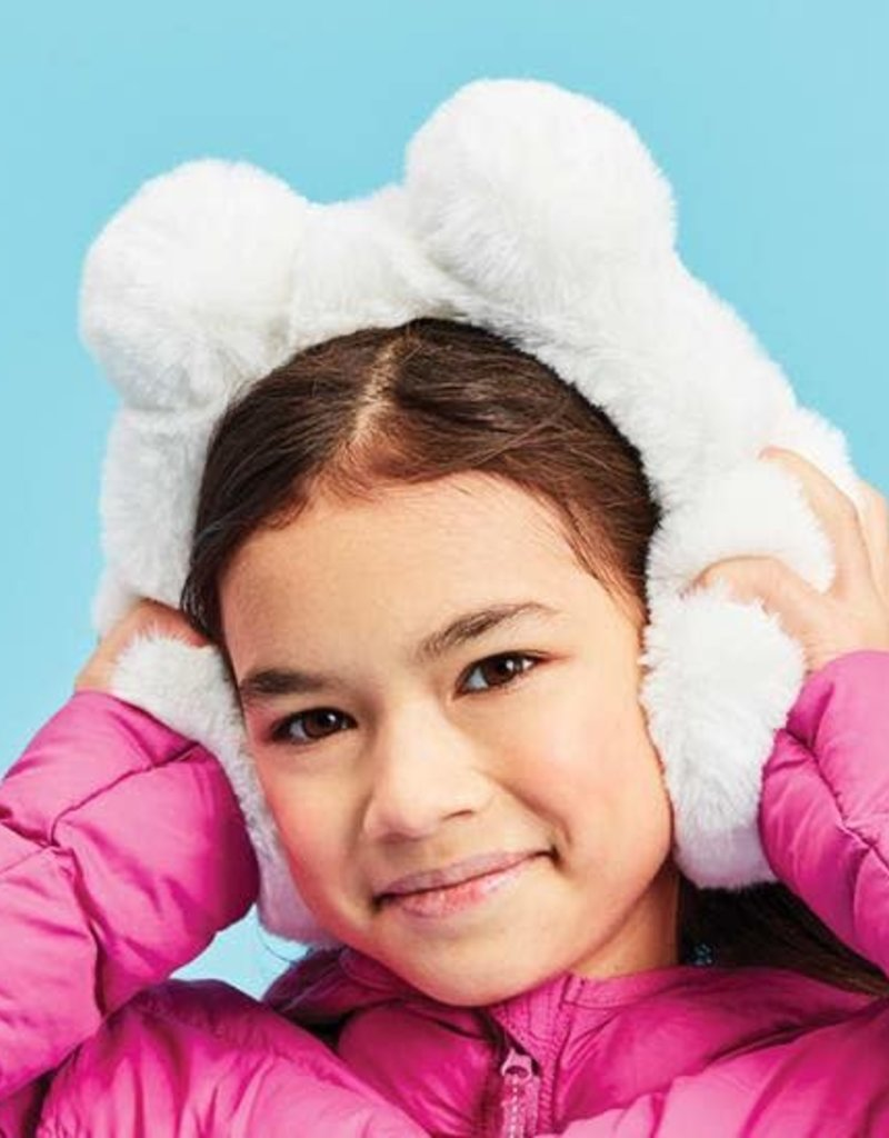Iscream Pom-Pom Ear Muffs