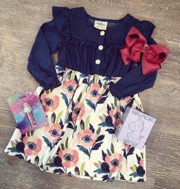 Honeydew Denim Aubrey Dress