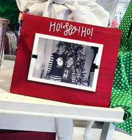 Main Street Collection HoHoHo Frame