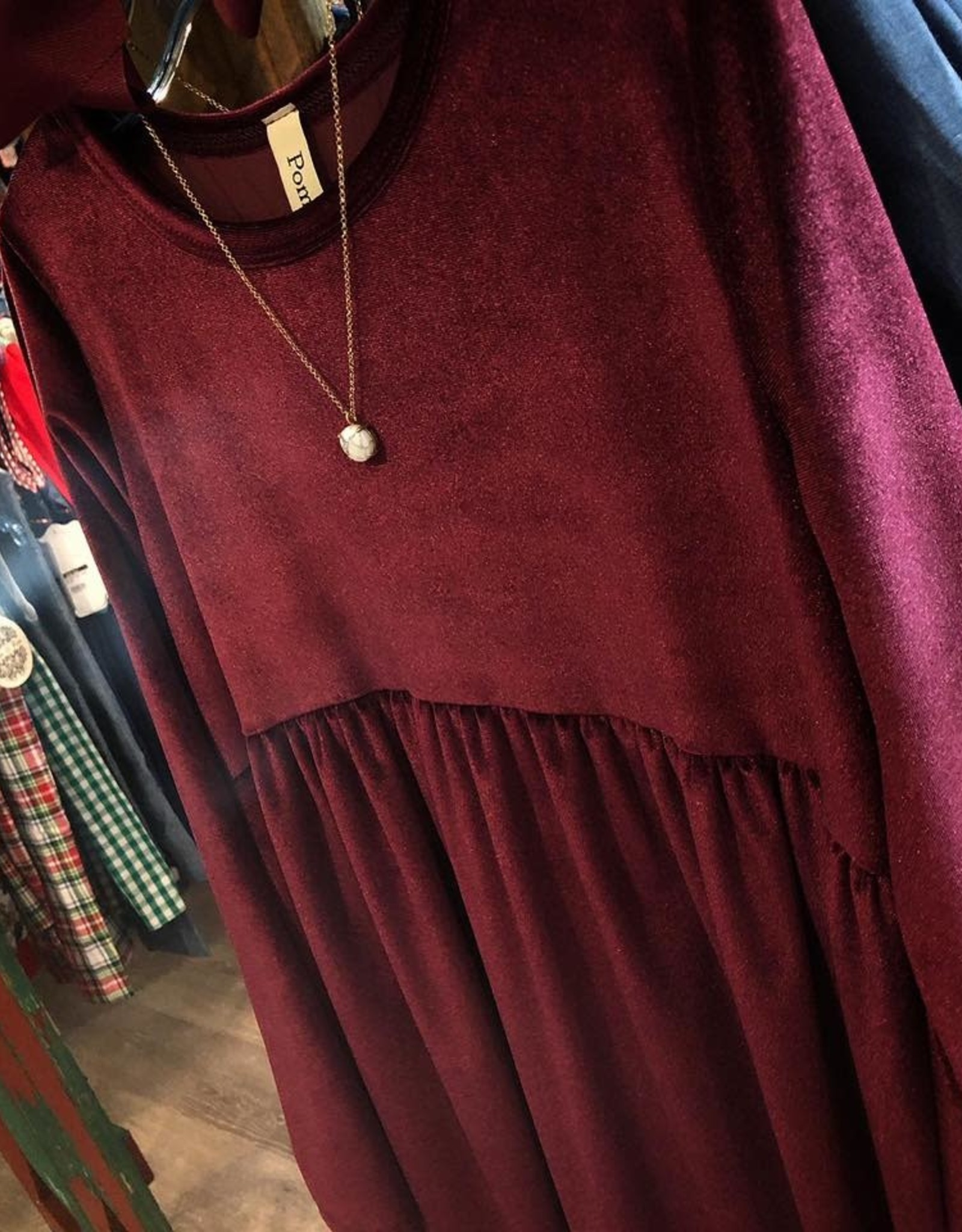 Pomelo The Hollie Dress