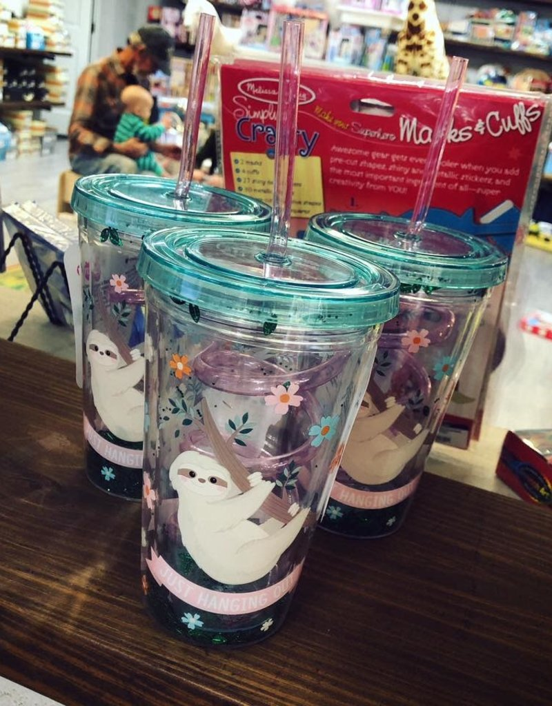 Iscream Sloth Straw Cup