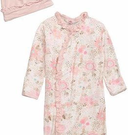 Magnetic Me In Full Bloom Magnetic Sack Gown Set