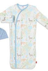 Magnetic Me Acadia Magnetic Sack Gown Set Size NB-3M