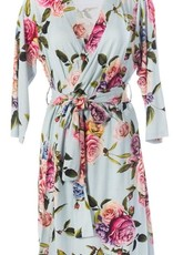 Posh Peanut Country Rose Mommy Robe