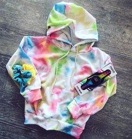Boutique Tie-Dye Hoodie