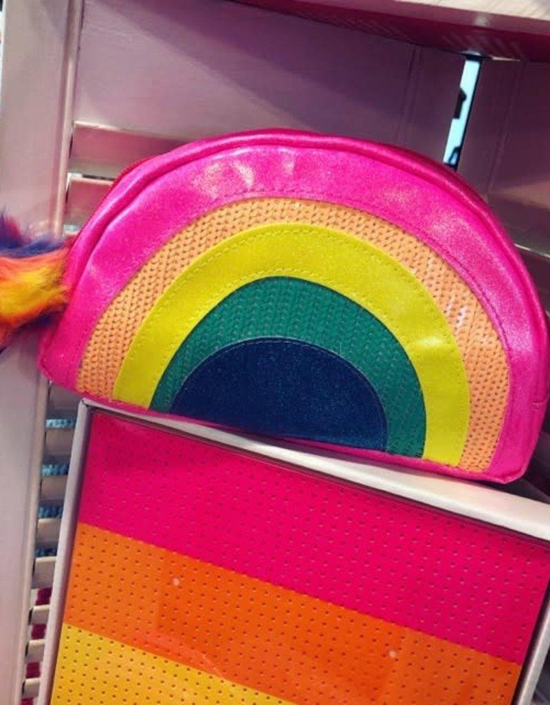 Iscream Rainbow MakeUp Bag