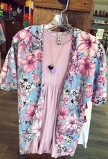 Pomelo Anna Floral Kimono