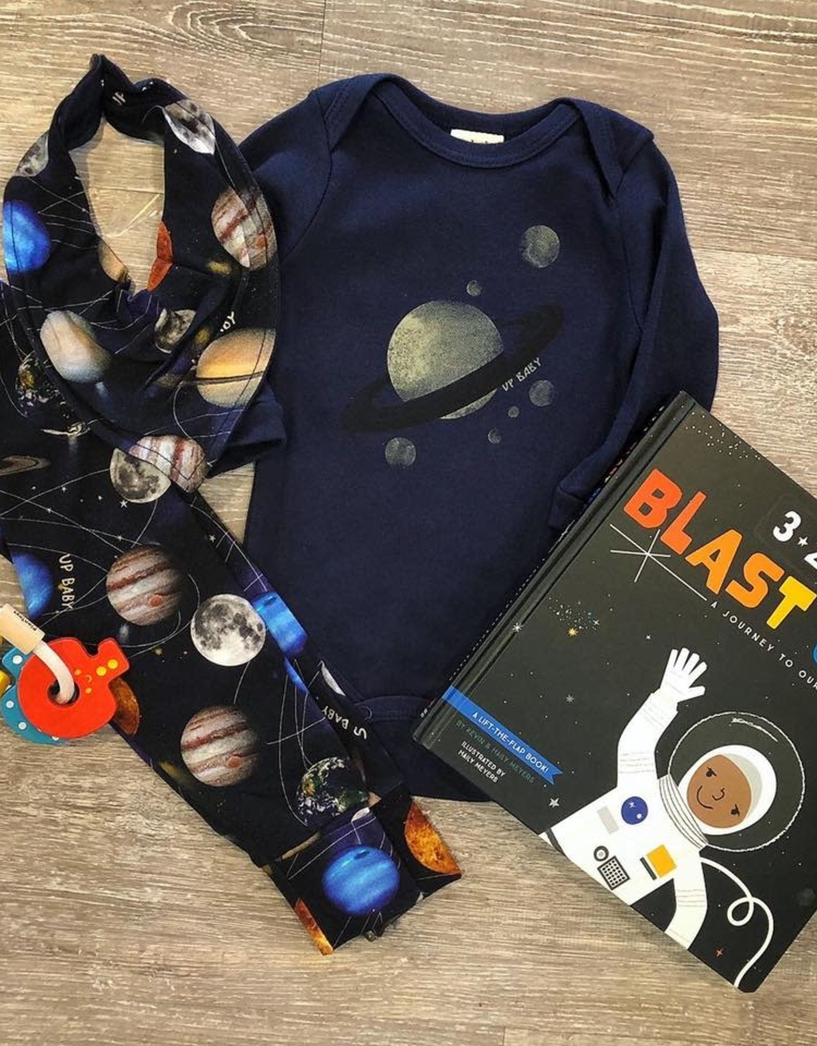 UpBaby Planets Pant Set