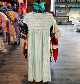 G to G Eliza Maxi Dress in Mint