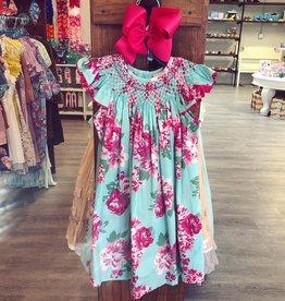 True Vintage Rose Geo Dress
