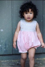 Little Prim Bubblegum Bisque Penny Romper