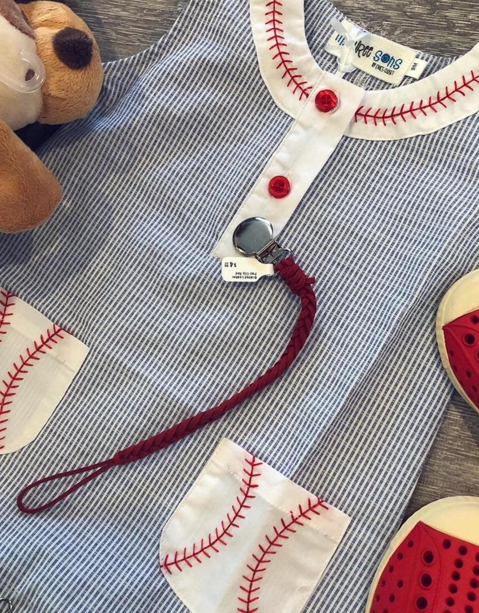 Evie's Closet Boys Baseball JonJon