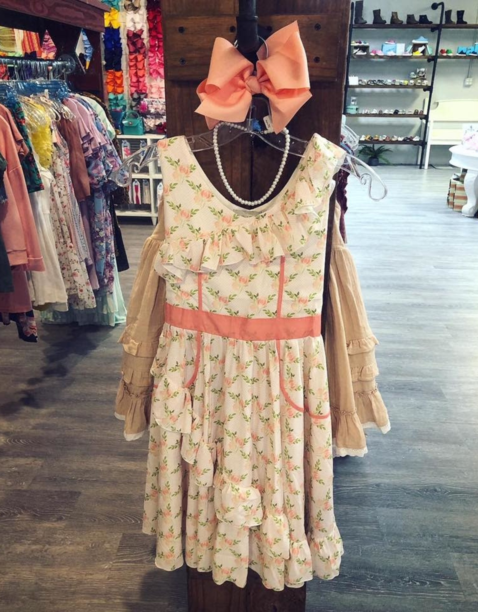 Be Girl Clothing Paris Dress