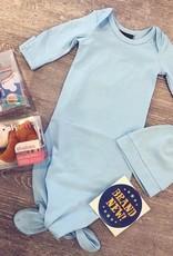 Honesty Baby Blue Knot Gown