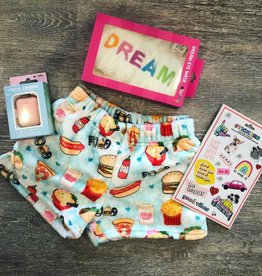 Iscream Junk Food Plush Shorts