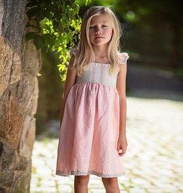 Little Prim Bubblegum Bisque Isadora Dress