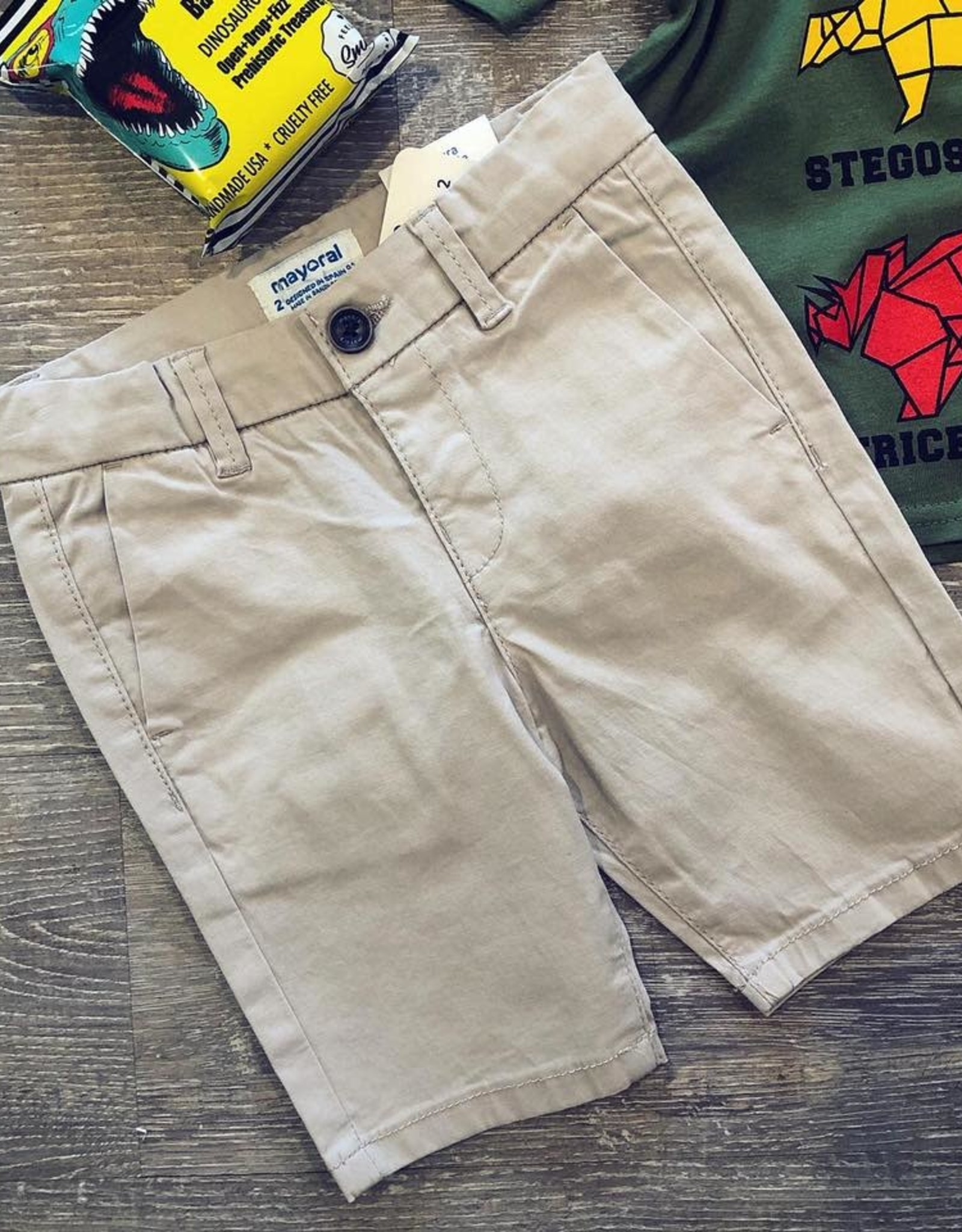 Mayoral Khaki Short