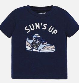 Mayoral Sneaker T-Shirt - Navy