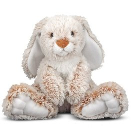 Melissa & Doug Stuffed Animal Burrow Bunny
