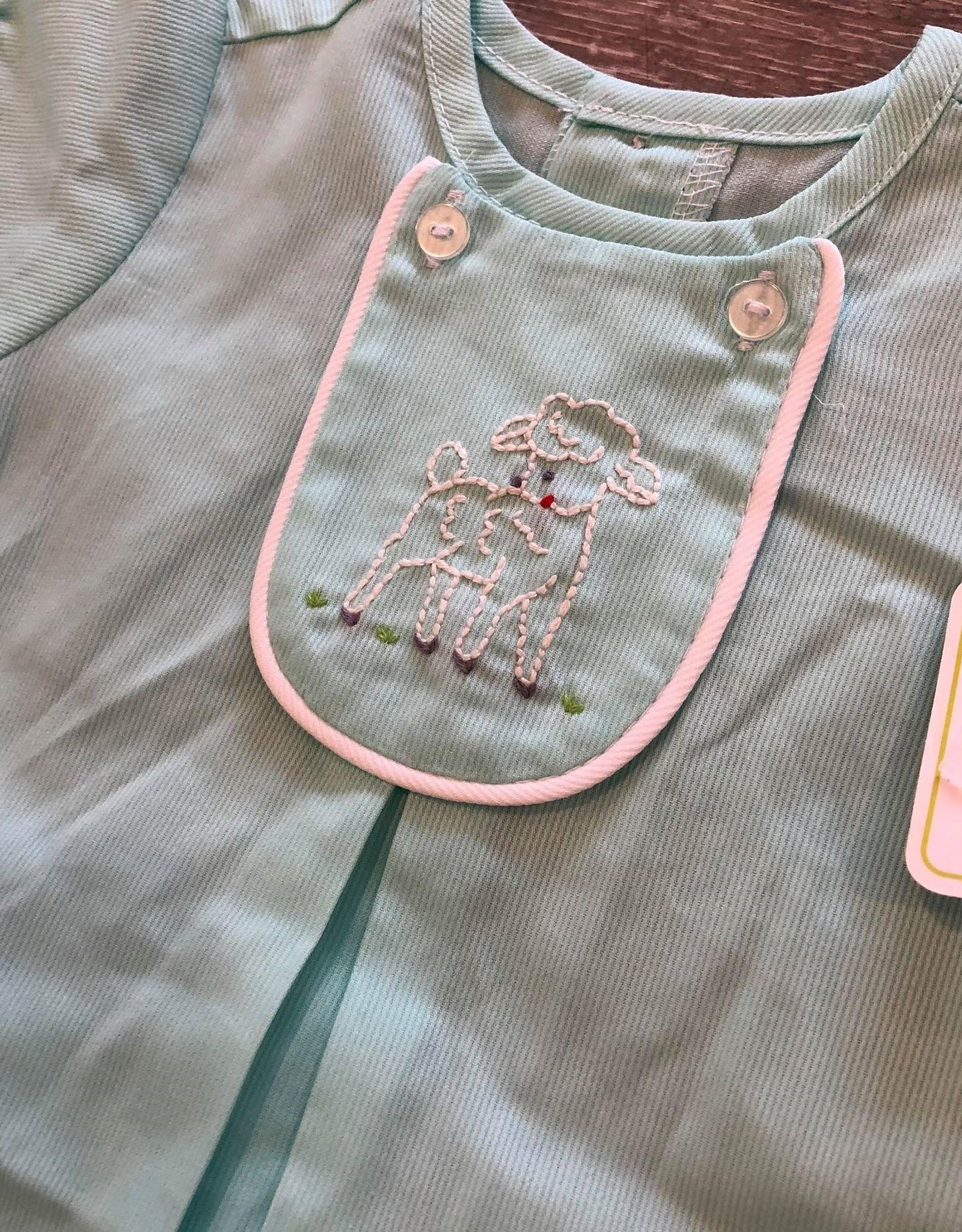 Remember Nguyen Little Lamb Short Set