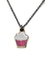 Zomi Gems Cupcake Necklace
