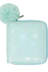 Zomi Gems Blue Shiny Star Wallet