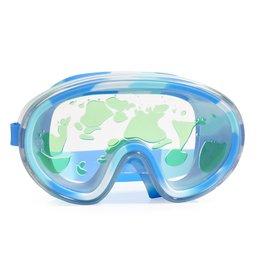 Bling2O Volcano Blue Swim Mask