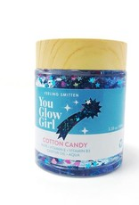 Feeling Smitten Cotton Candy Glitter Mask