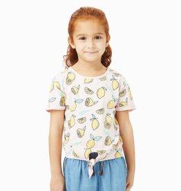Peek Kids Lemon Tie Top