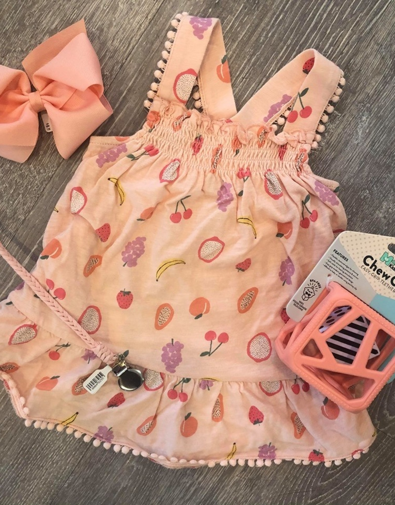 Peek Kids Brenna Fruit Dress