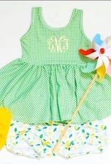 Be Girl Clothing Lemon Shorties