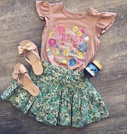 Peek Kids Alayah Ditsy Skirt