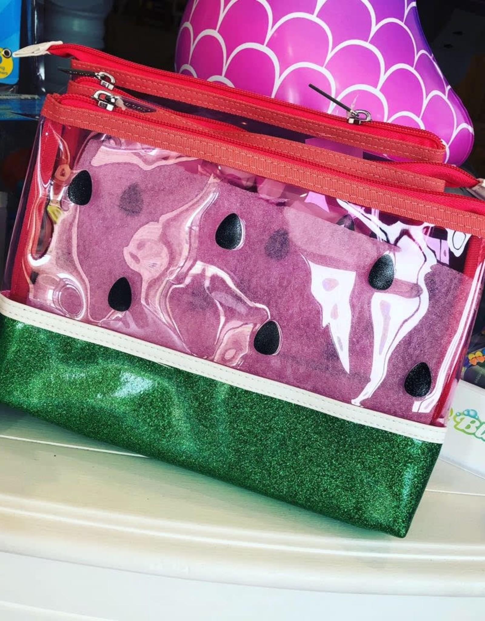 Iscream Watermelon Cosmetic Bag