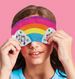 Iscream Rainbow Eye Mask