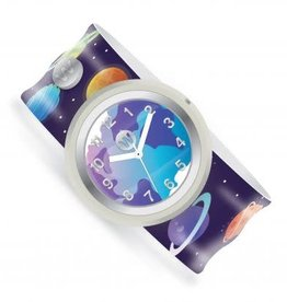 Watchitude Deep Space Slap Watch